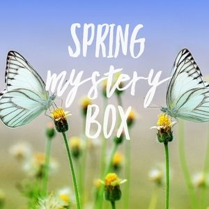 Spring Mystery Boxes!!